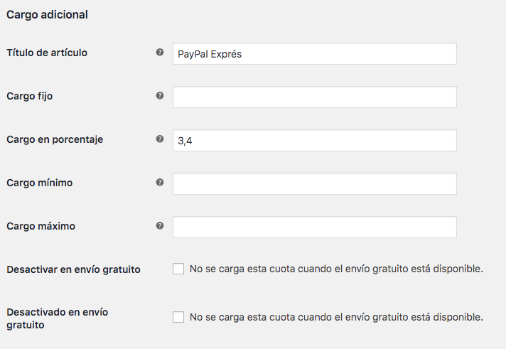 instalar WooCommerce Pay for Payment