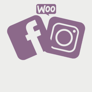 enlazar woocommerce facebook instagram