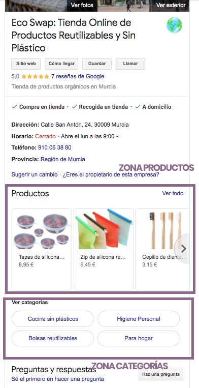 seo local woocommerce
